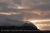 Pulliam Peak and sun pillar (1)