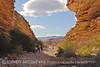 Canyon opening to Ernst Tinaja