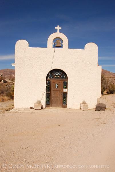 Lajitas Mission Santa Maria y San Jose (2)
