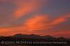 Chisos Mountains, autumn dawn