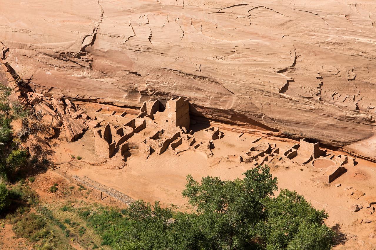 Ancestral Puebloan Cliff Dwellings