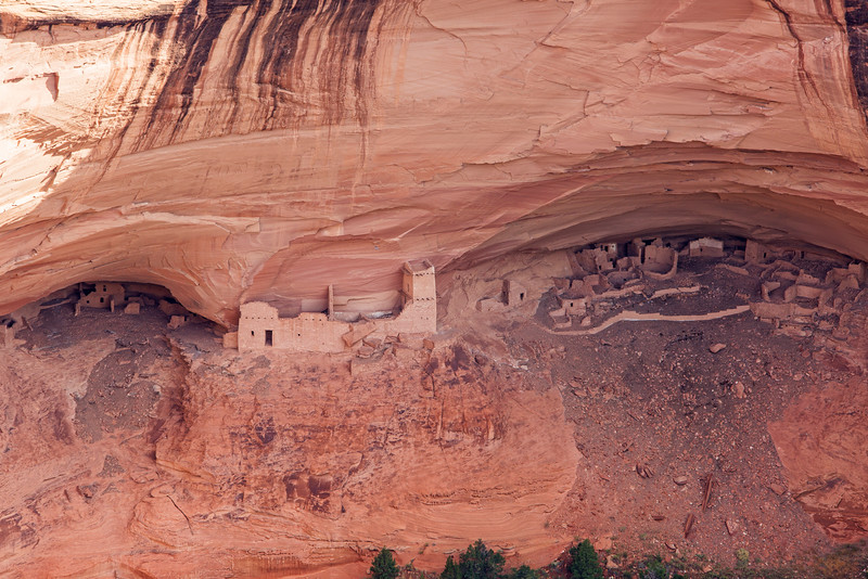 Ancestral Puebloan Cliff Dwelling