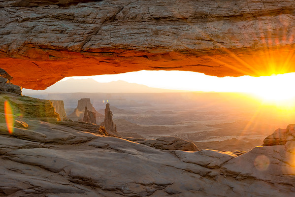 Mesa Arch Sunrise - Canyonlands-3