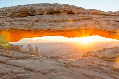 Mesa Arch Sunrise - Canyonlands-2