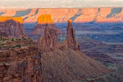 Mesa Arch Sunset - Canyonlands-7