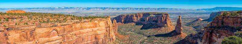 Colorado National Monument - Panorama-3