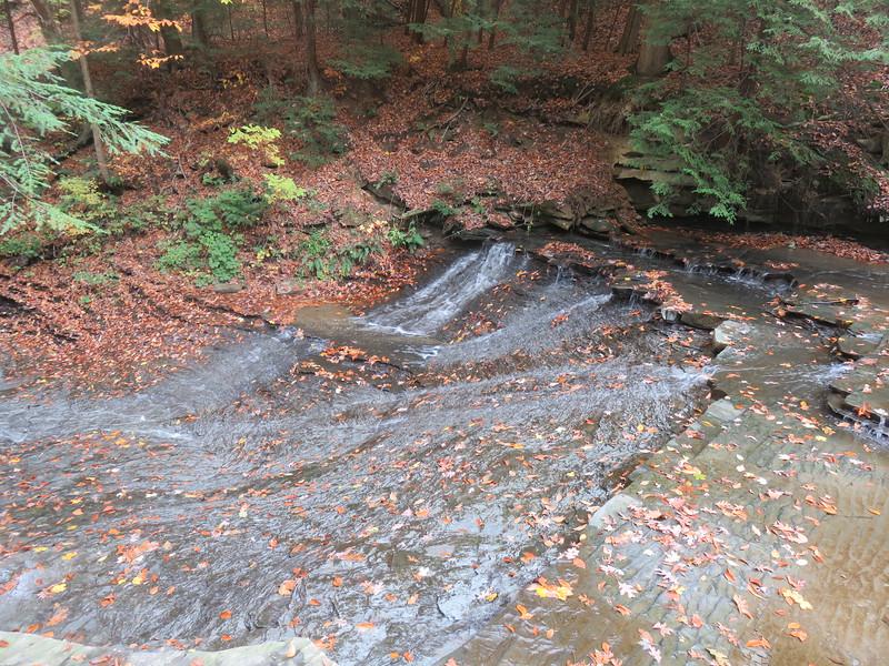 Bedford Reservation - Bridal Veil Falls