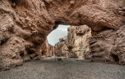death-valley-natural-bridge