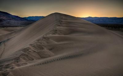 sand-dunes-sunset-hdr-2