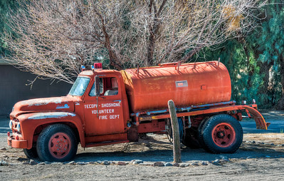 shoshone-fire-truck