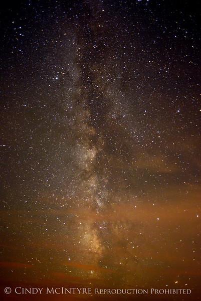 Southern Milky Way, DINO UT