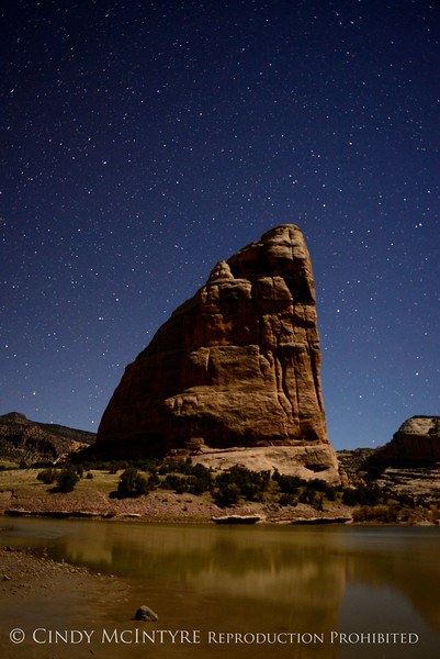 2-Steamboat Rock-stars-moon, Echo Park