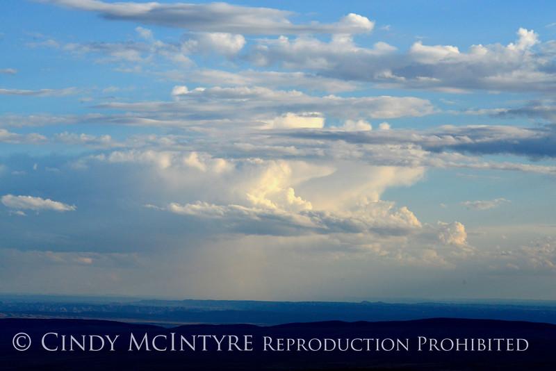 View fm Plug Hat Butte after storm, DINO CO (50)