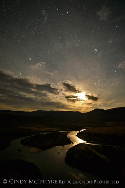 Crescent moonrise fm Island Park Overlook, DINO UT (2)