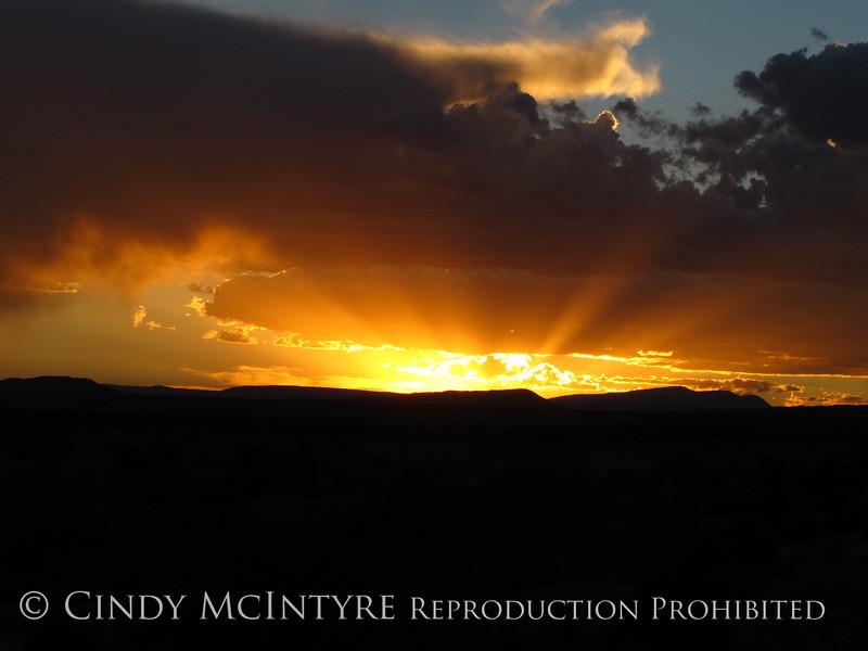 Sunset above Island Park, DINO UT (5)