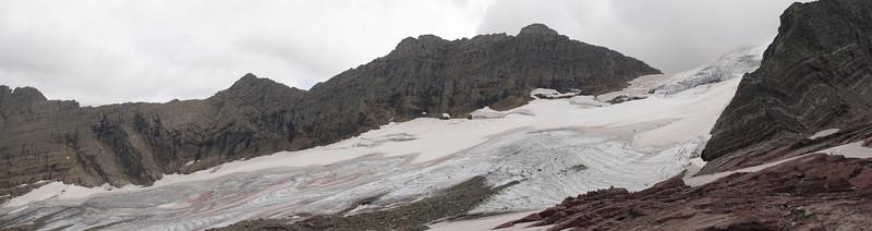 Hike to Sperry Glacier