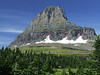 Logan Pass and Highline Trail.