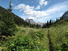 To Sperry Chalet via the Gunsight Pass Trail