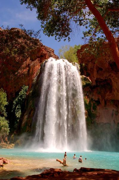Havasu Falls ( West Rim )