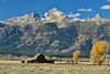 John Moulton Barn, Grand Teton NP WY