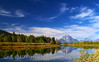 Mt. Moran at Ox Bend, Grand Tetons Nat'l Park