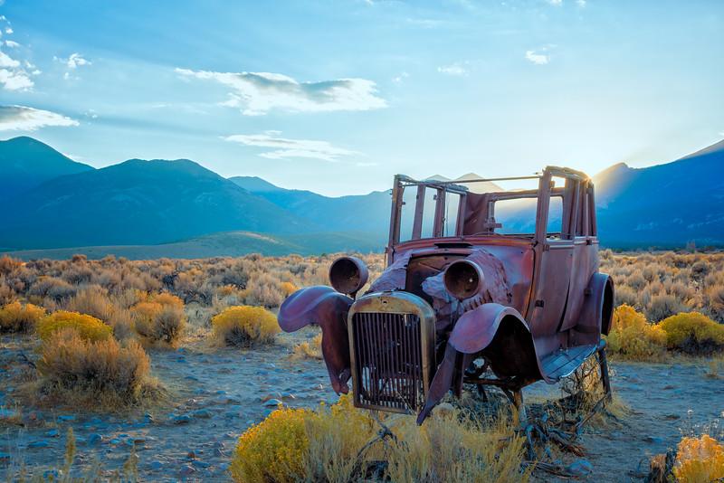 Car - Great Basin