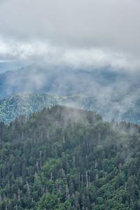 The Boulevard Trail - Great Smokey Mountains National Park - TN-3