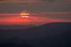 Clingman's Dome Sunset at  300mm