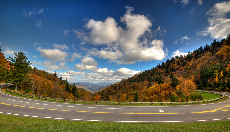 Oconaluftee Valley Overlook