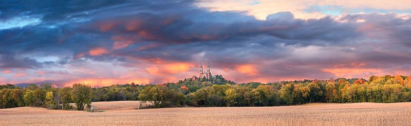 Holy Luminance - Holy Hill (Hubertus, Wisconsin)
