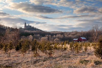 Holy Emergence - Holy Hill (Hubertus, Wisconsin)