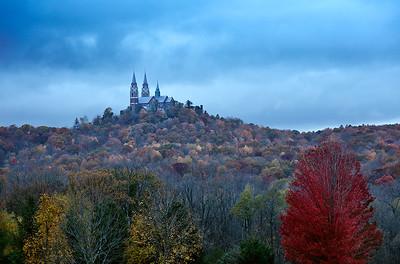Holy Gloom - Holy Hill (Hubertus, Wisconsin)