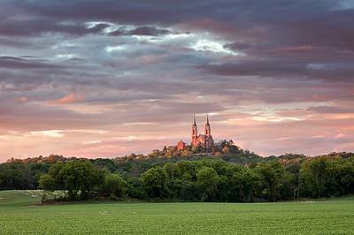 Holy Light - Holy Hill (Hubertus, Wisconsin)