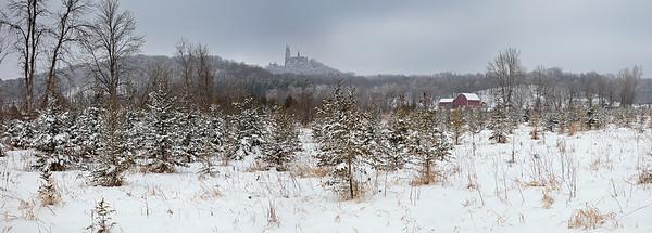 Holy Bleak  - Holy Hill (Hubertus, Wisconsin)