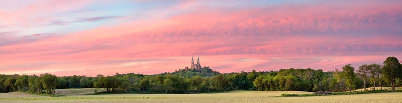 Holy Pinky  - Holy Hill (Hubertus, Wisconsin)