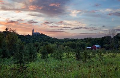 Holy Verdant - Holy Hill (Hubertus, Wisconsin)
