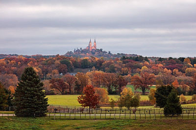 Holy Patchwork -  Holy Hill (Hubertus, Wisconsin)