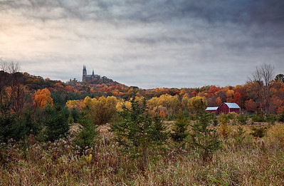 Holy Luminous - Holy Hill (Hubertus, Wisconsin)