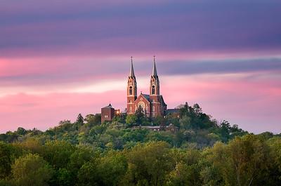 Holy Blush - Holy Hill (Hubertus, Wisconsin)