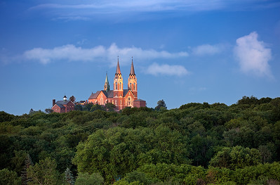 Holy Calm - Holy Hill (Hubertus, Wisconsin)
