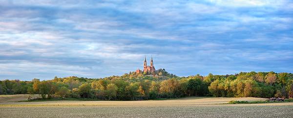 Holy Heavens - Holy Hill (Hubertus, Wisconsin)