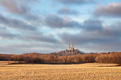Holy Gold - Holy Hill (Hubertus, WI)