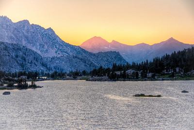 mountain-lake-sunset