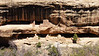 Ruins of New Fire House, viewed from across Cliff Canyon, Mesa Verde National Park, Colorado.