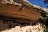 The Cliff Palace, Mesa Verde National Park, Colorado.