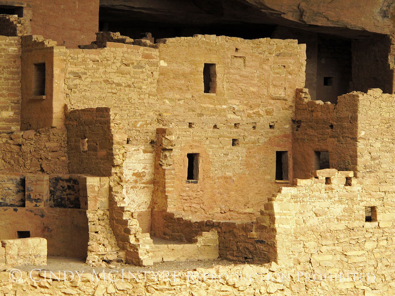 Cliff Palace behind the scenes (1)