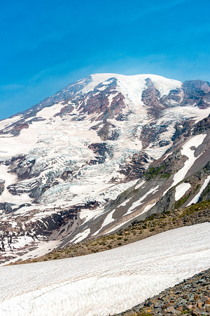 Nisqually Glacier - Mount Rainier-2