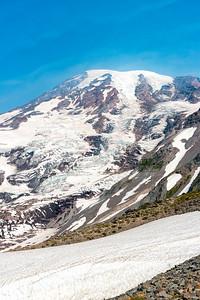 Nisqually Glacier - Mount Rainier-2