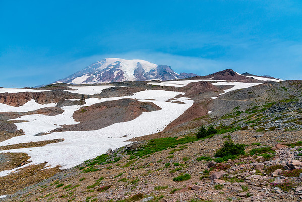 Skyline - Mount Rainier