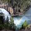 Yellowstone Grand Canyon, Upper Falls